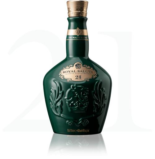 皇家禮炮21年調和式麥芽威士忌